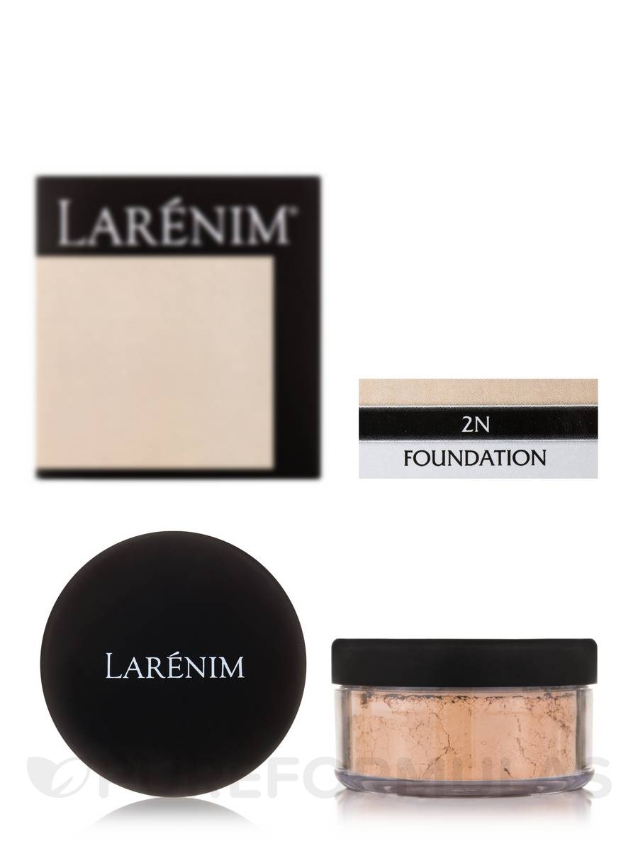 Foundation Powder 2-N - 5 Grams