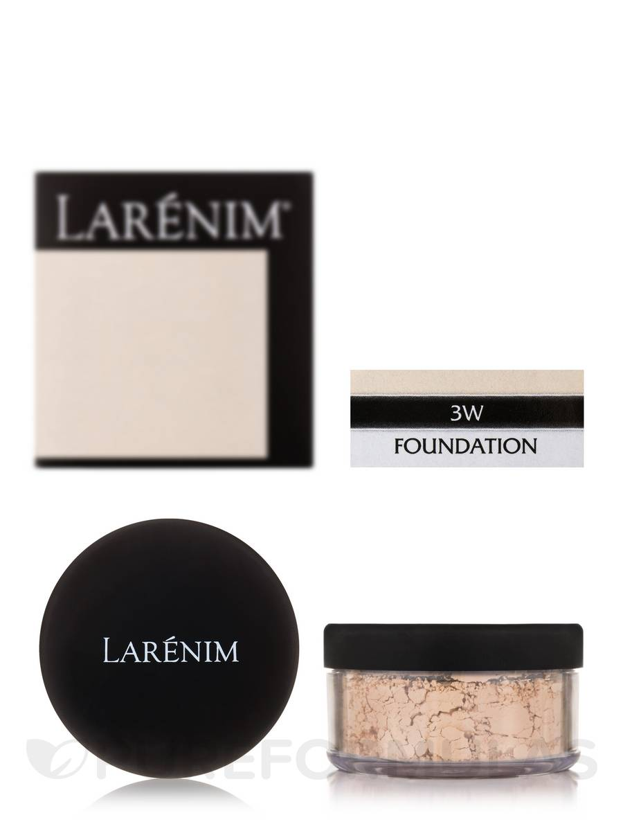 Foundation Powder 3-W - 5 Grams