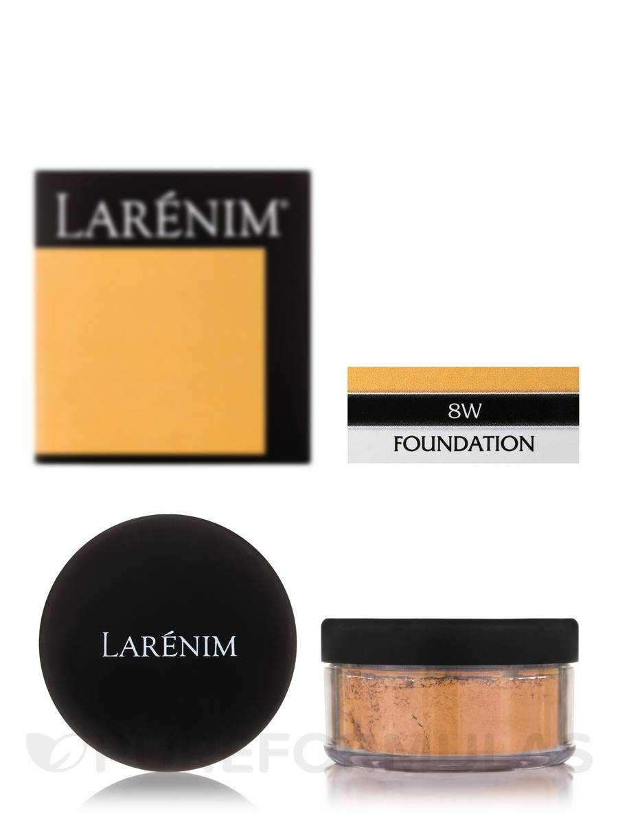 Foundation Powder 8-W - 5 Grams