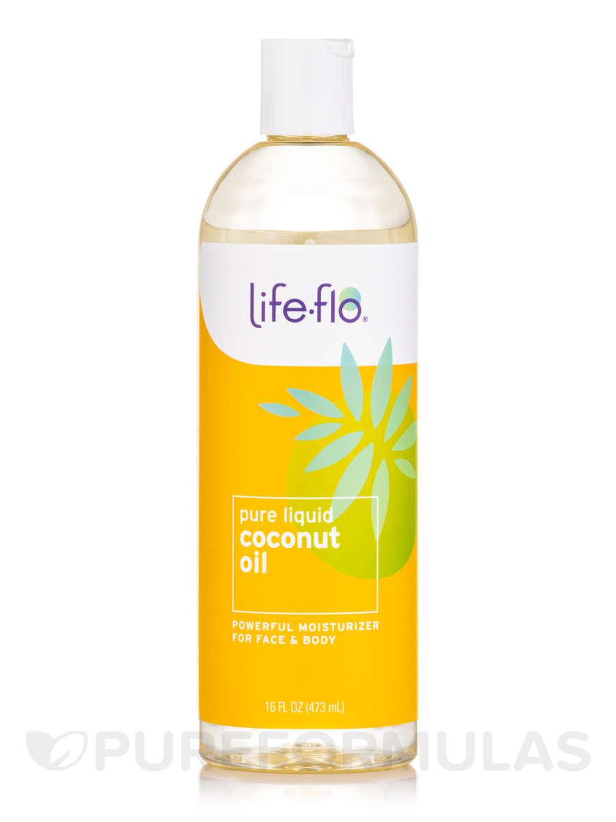 Fractionated Coconut Oil - 16 fl. oz(473 ml)