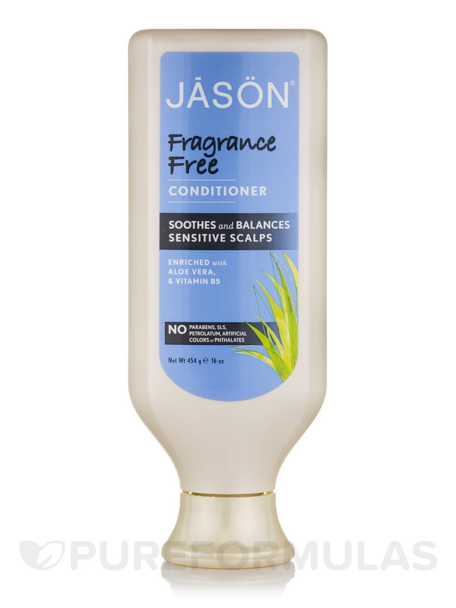 Fragrance Free Conditioner - 16 oz (454 Grams)