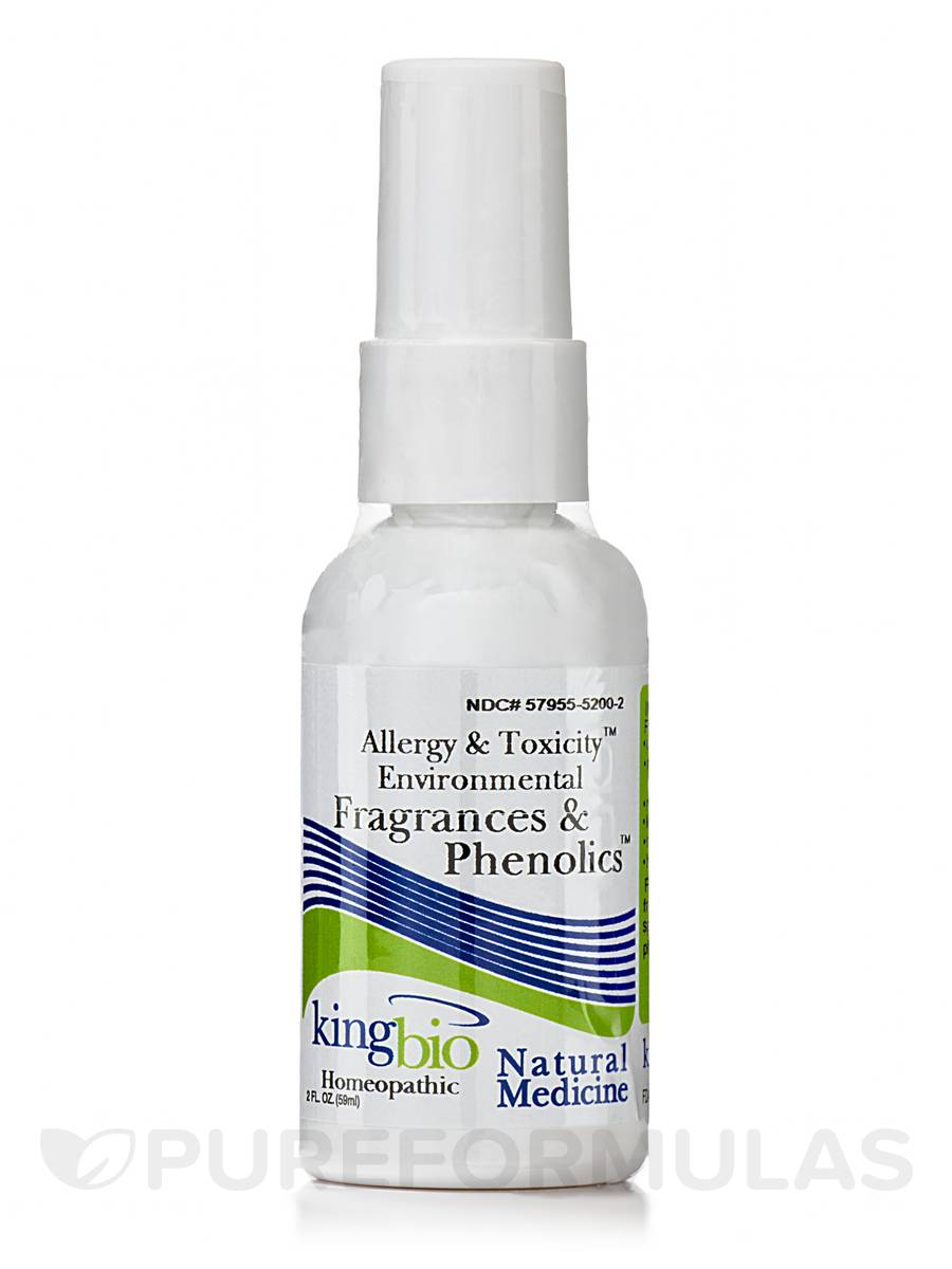 Fragrances & Phenolic Allergy Relief - 2 fl. oz (59 ml)