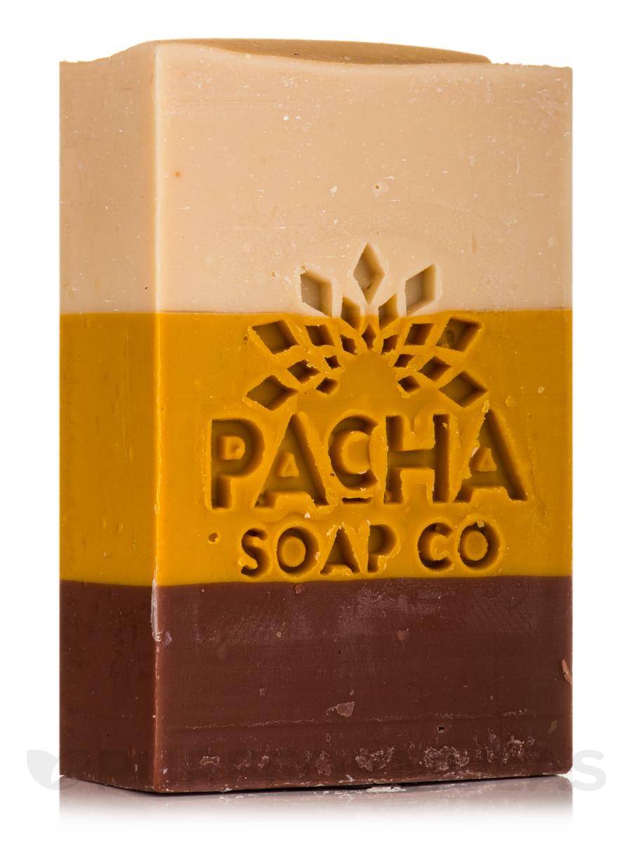 Frankincense Myrrh Bar Soap - 4 oz (113 Grams)