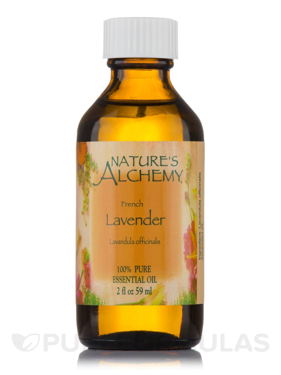 French Lavender Pure Essential Oil - 2 fl. oz (59 ml)