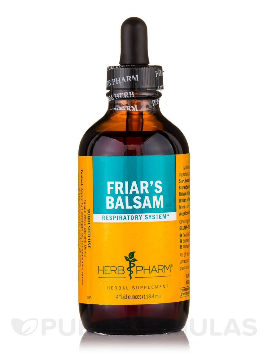 Friar's Balsam Compound - 4 fl. oz (118.4 ml)