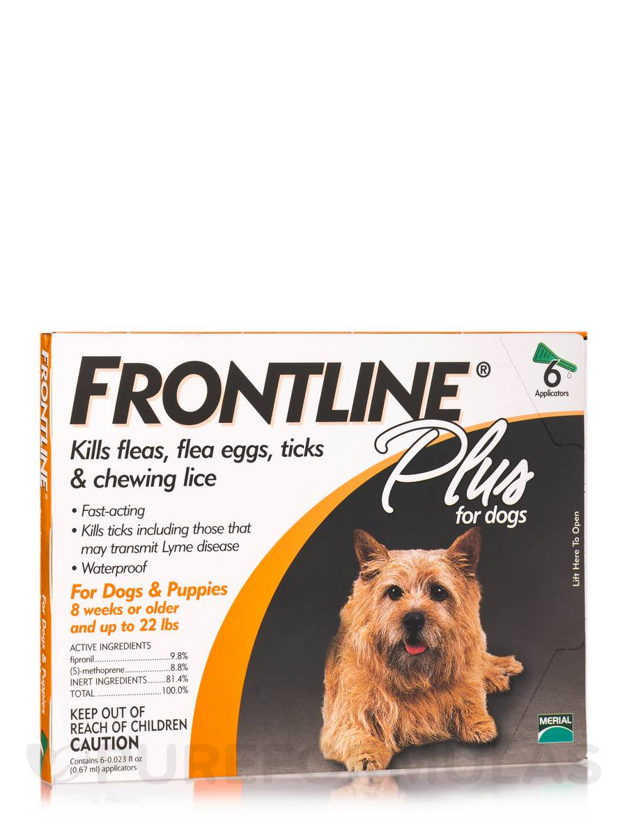 How To Give Frontline Plus For Dogs