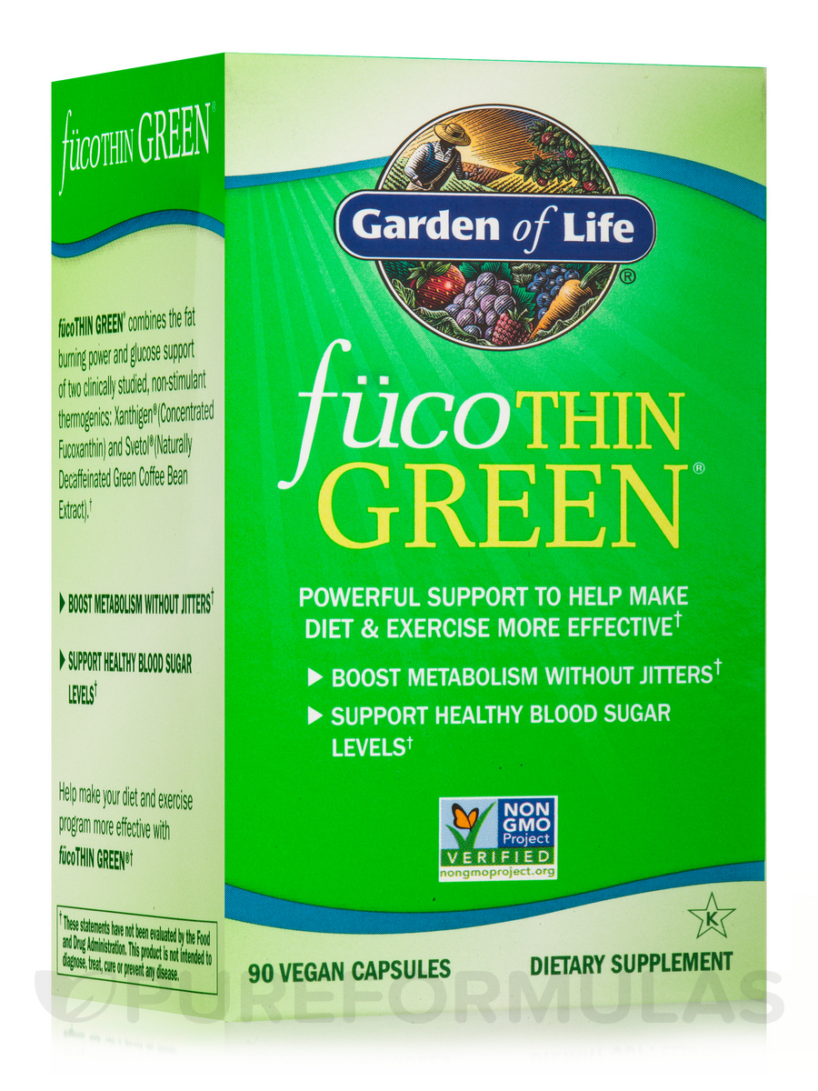 FucoThin® Green - 90 Vegan Capsules