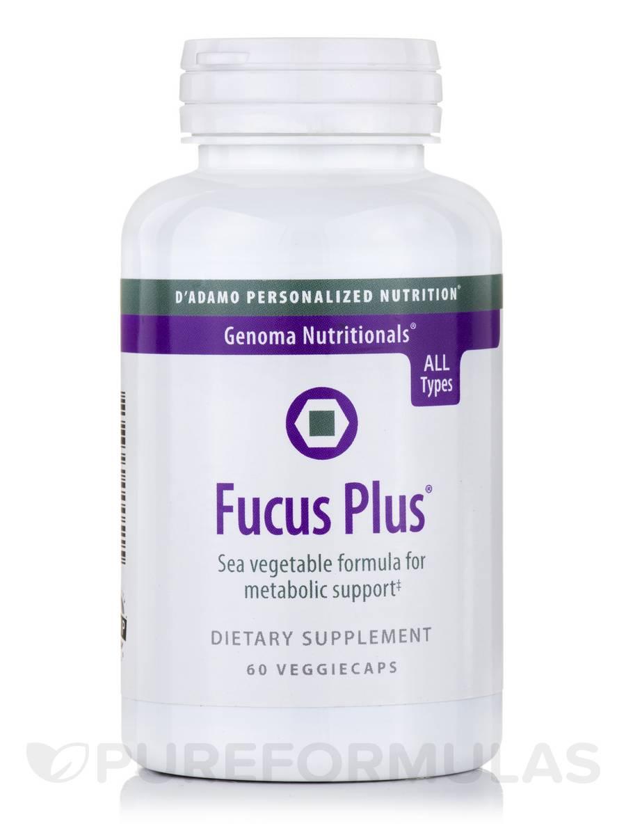 Fucus Plus® - 60 Veggie Capsules