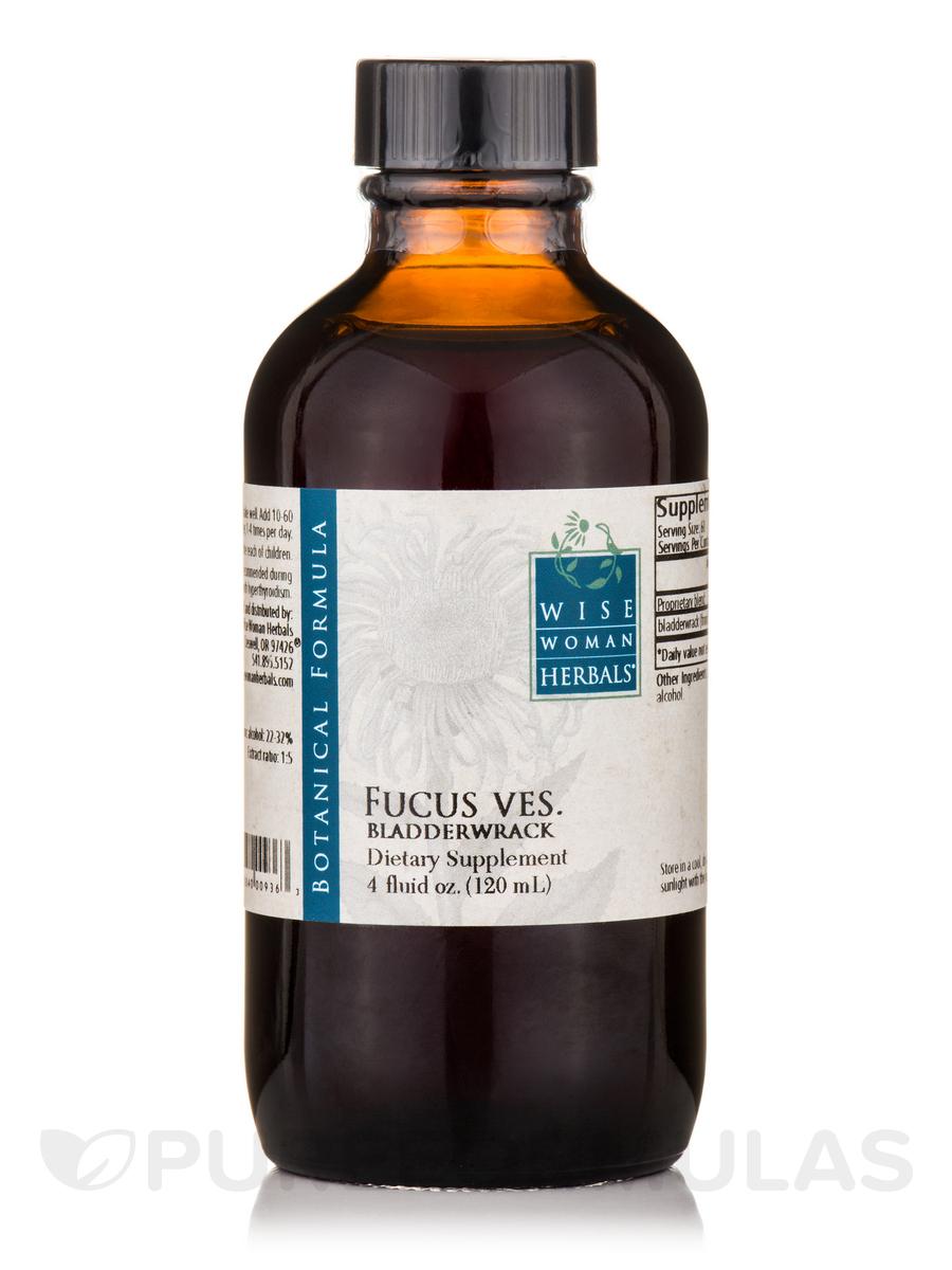 Fucus Vesiculosus (Bladderwrack) - 4 fl. oz (120 ml)