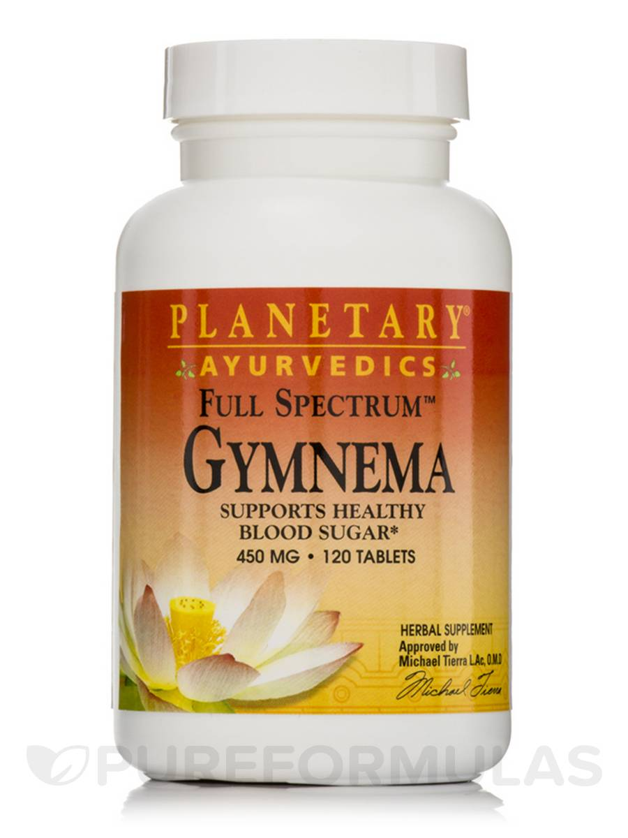 Full Spectrum Gymnema 450 mg - 120 Tablets