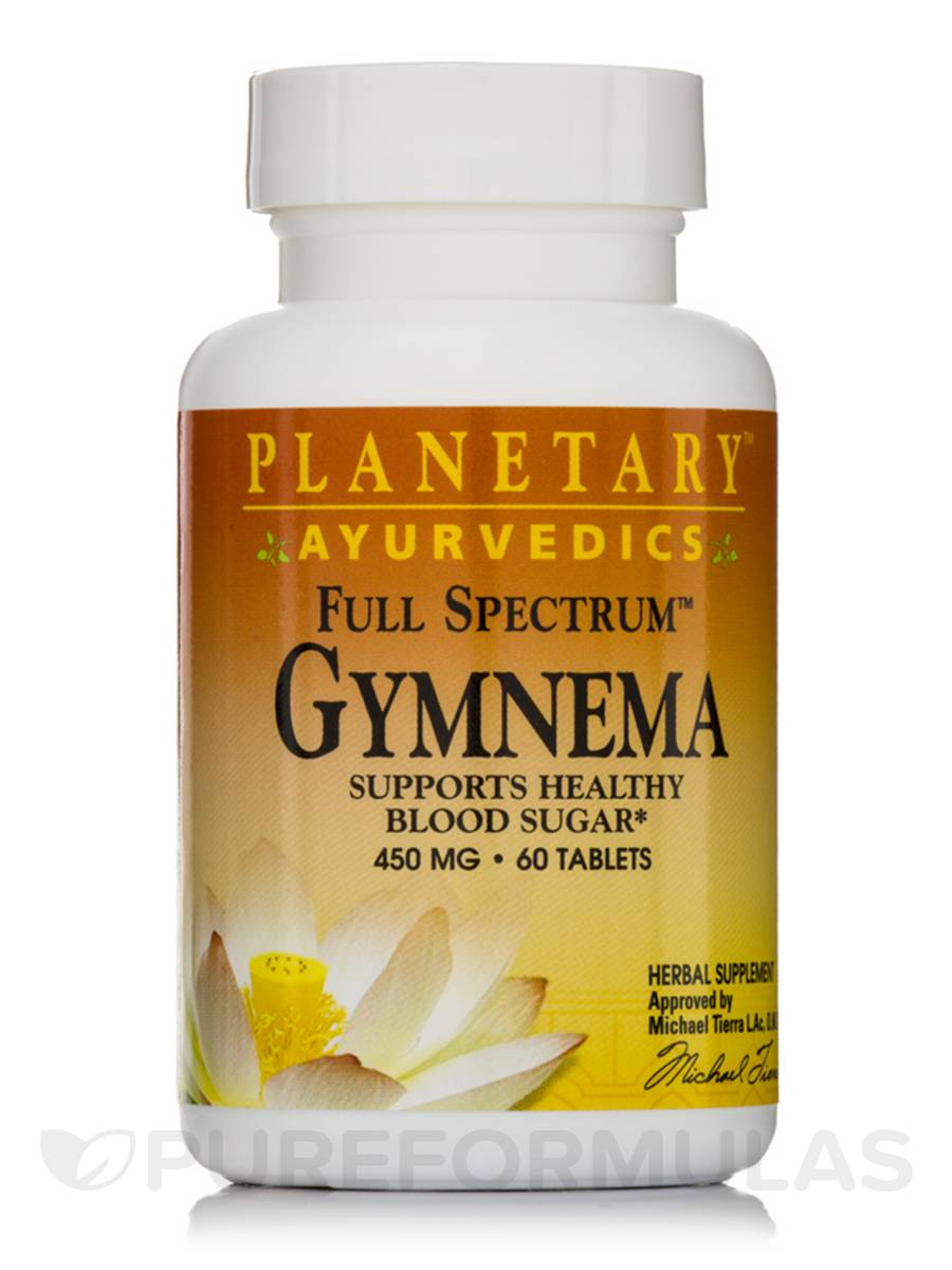 Full Spectrum Gymnema 450 mg - 60 Tablets