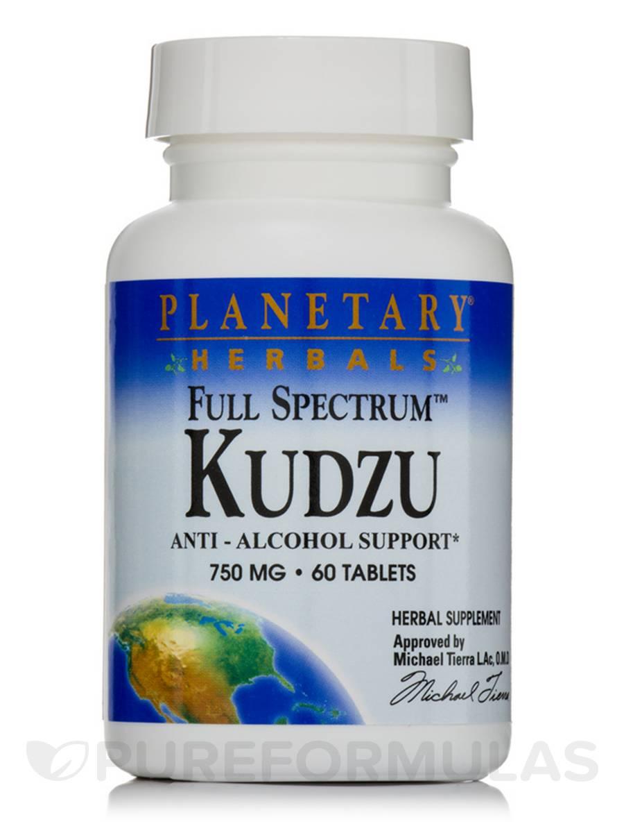 Full Spectrum Kudzu 750 mg - 60 Tablets