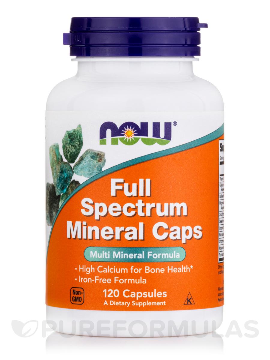 Full Spectrum Minerals Caps - 120 Capsules