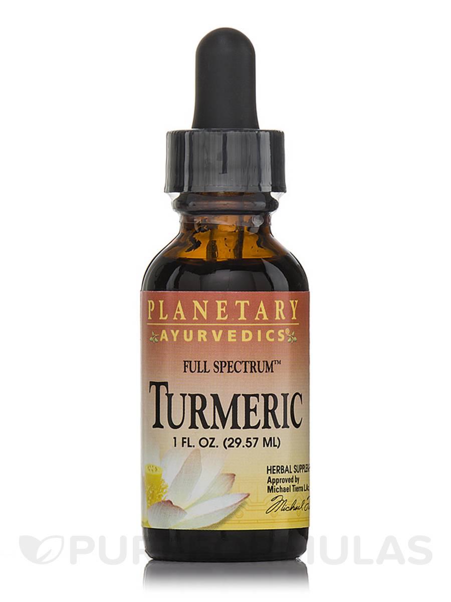 Full Spectrum Turmeric Liquid - 1 fl. oz (29.57 ml)