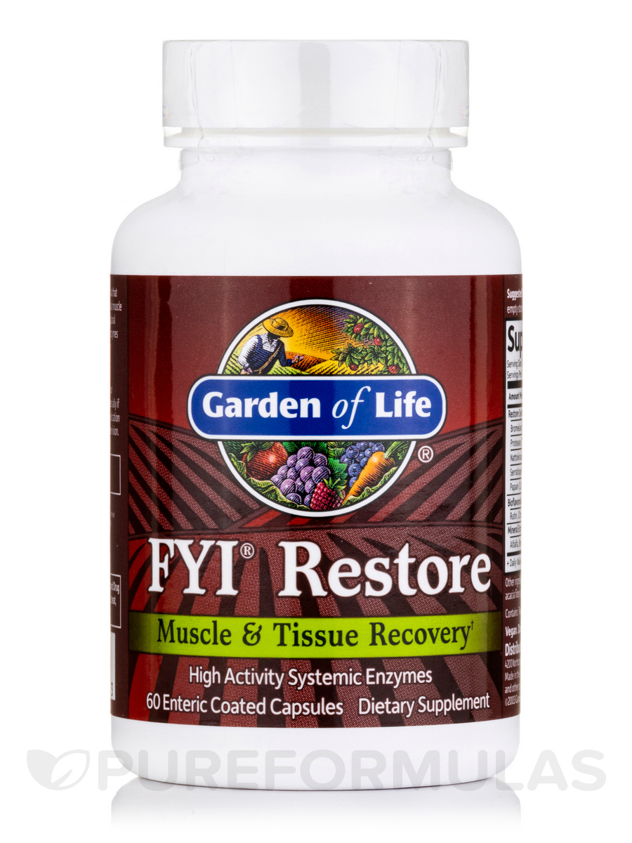 FYI® Restore - 60 Enteric Coated Capsules