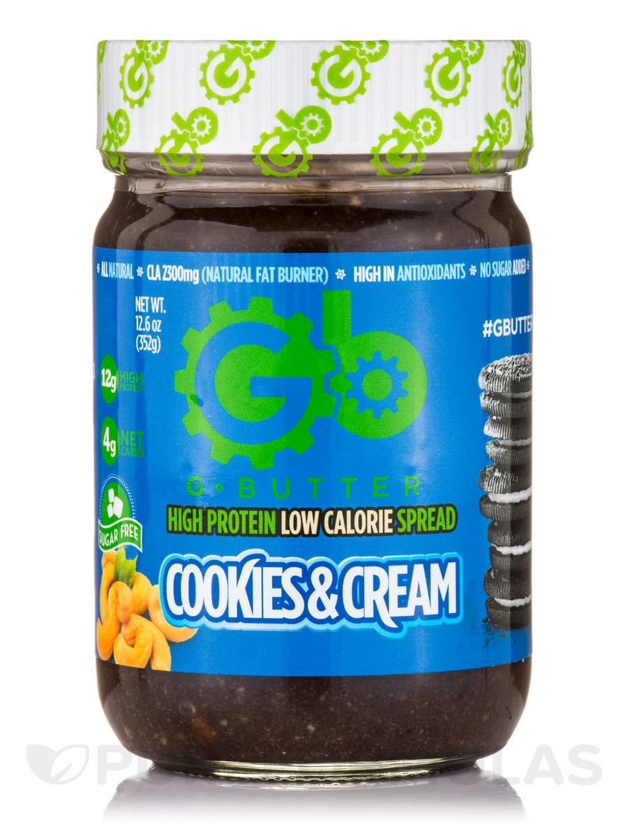 G Butter Cookies & Cream - 12.6 oz (352 Grams)