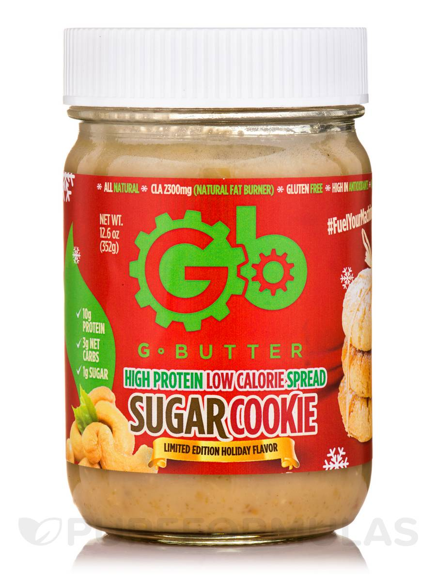 G Butter Sugar Cookie (Cashew Spread) - 12.6 oz (352 Grams)