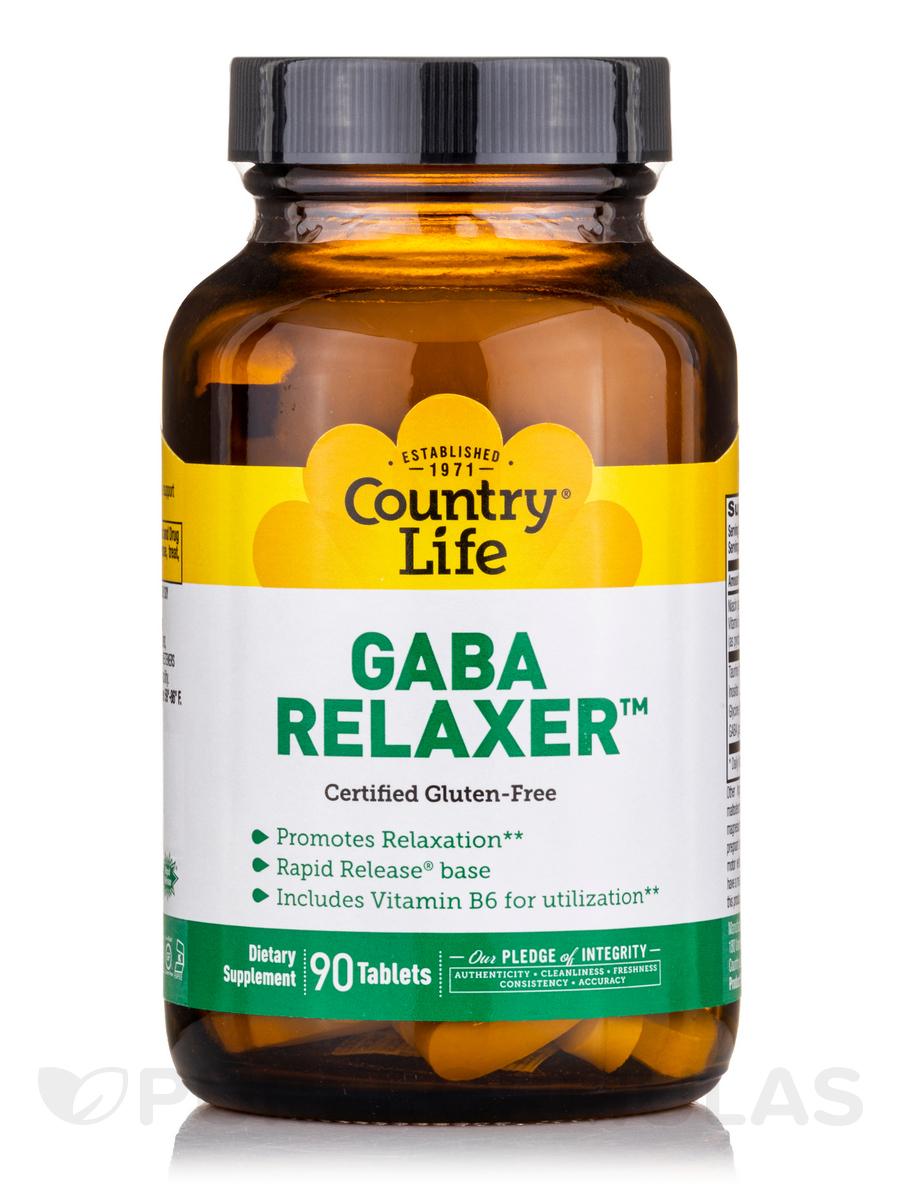 Gaba Relaxer - 90 Tablets