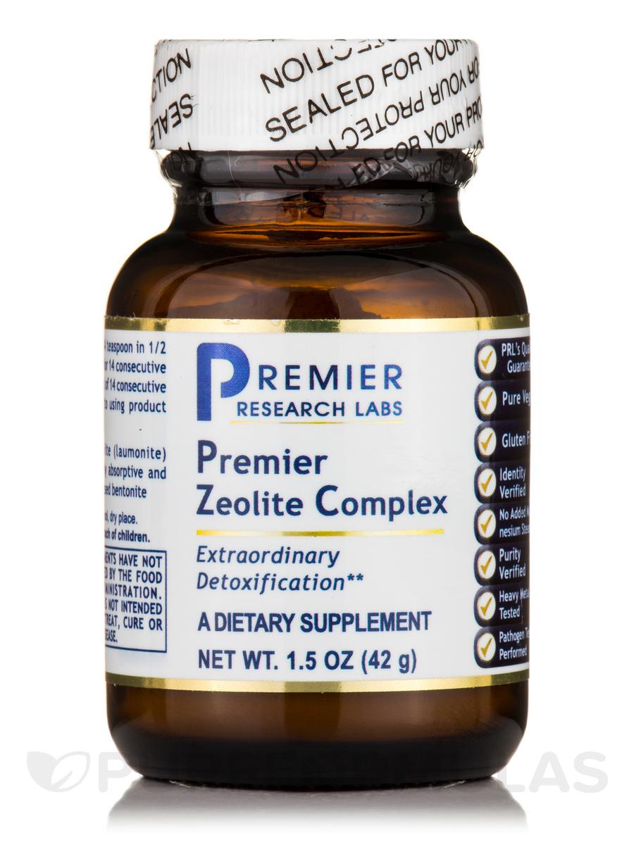Premier Zeolite Complex - 1.5 oz (42 Grams)