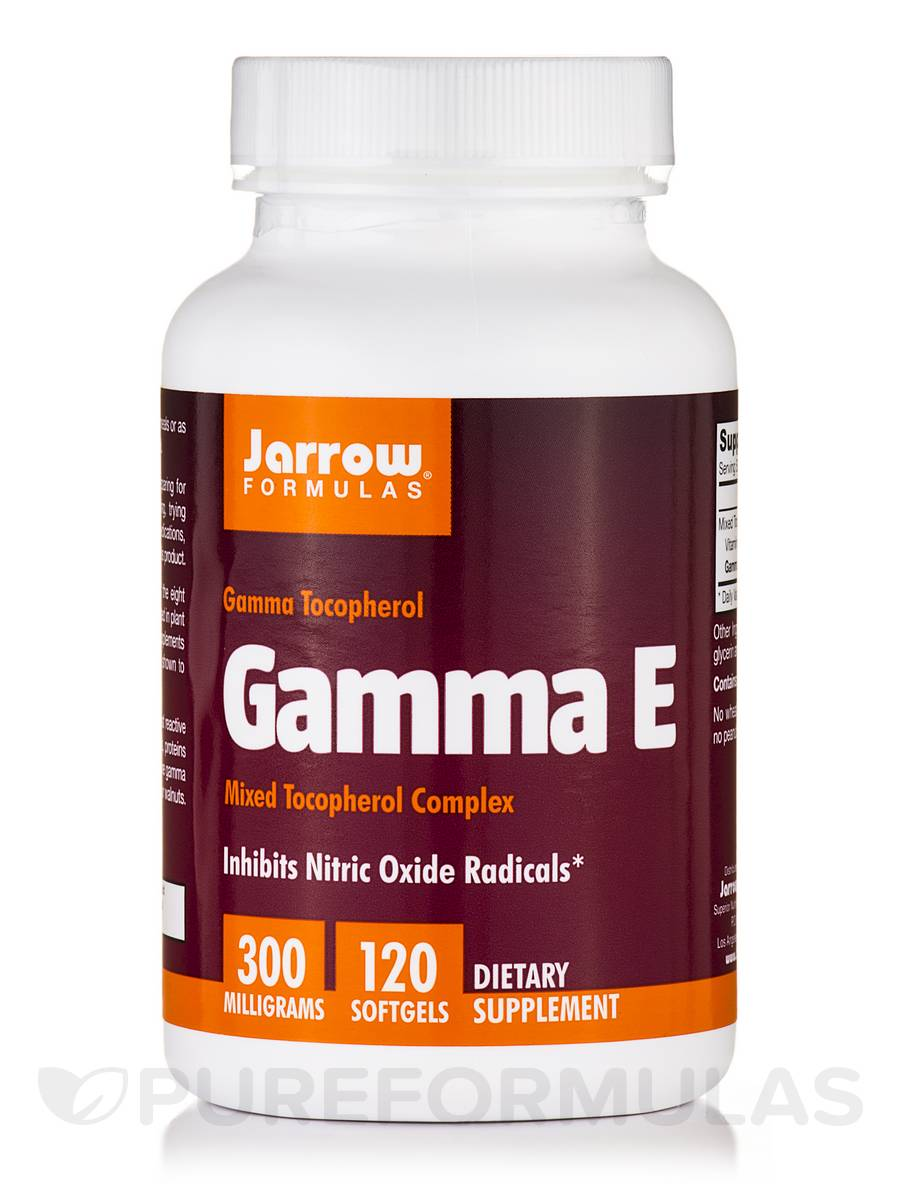 Gamma-E 300 - 120 Softgels
