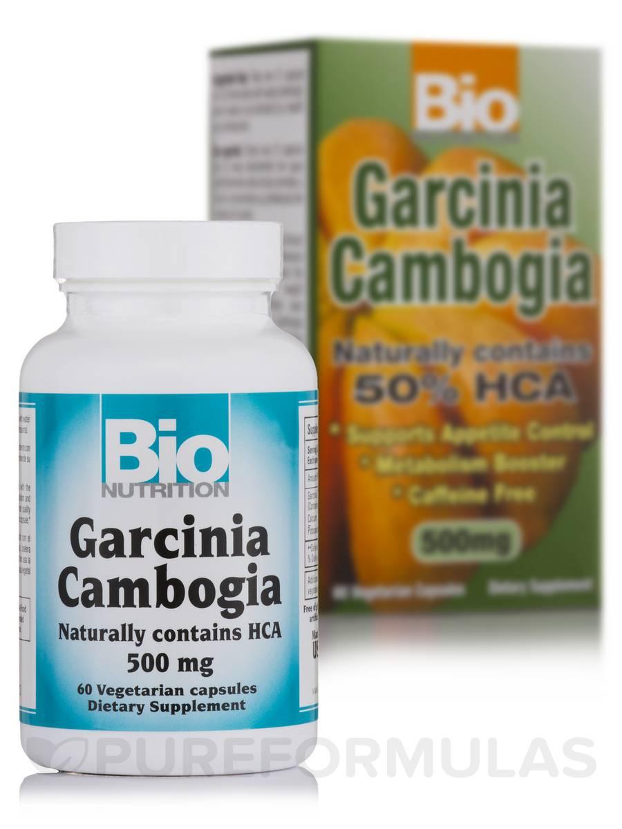 Garcinia Cambogia - 60 Capsules