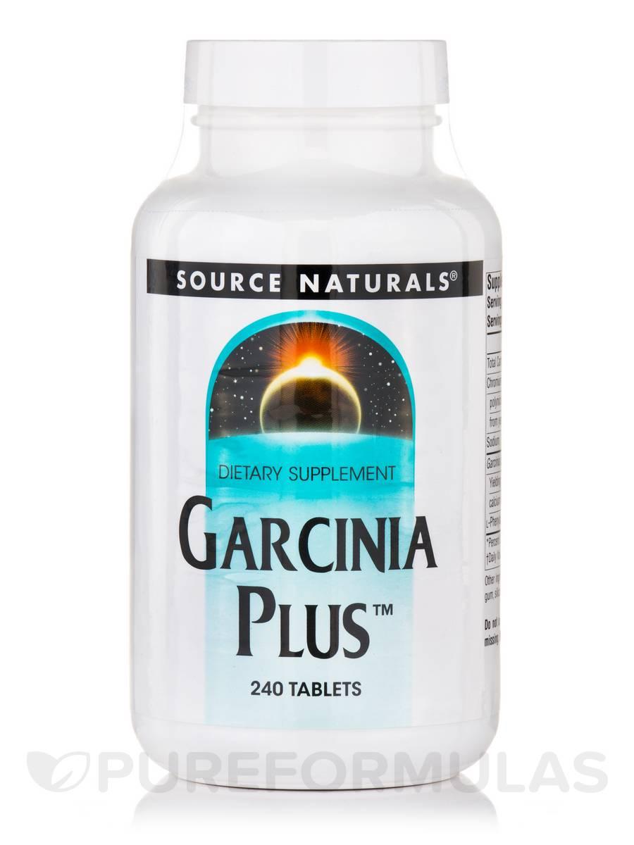 Garcinia Plus - 240 Tabalets