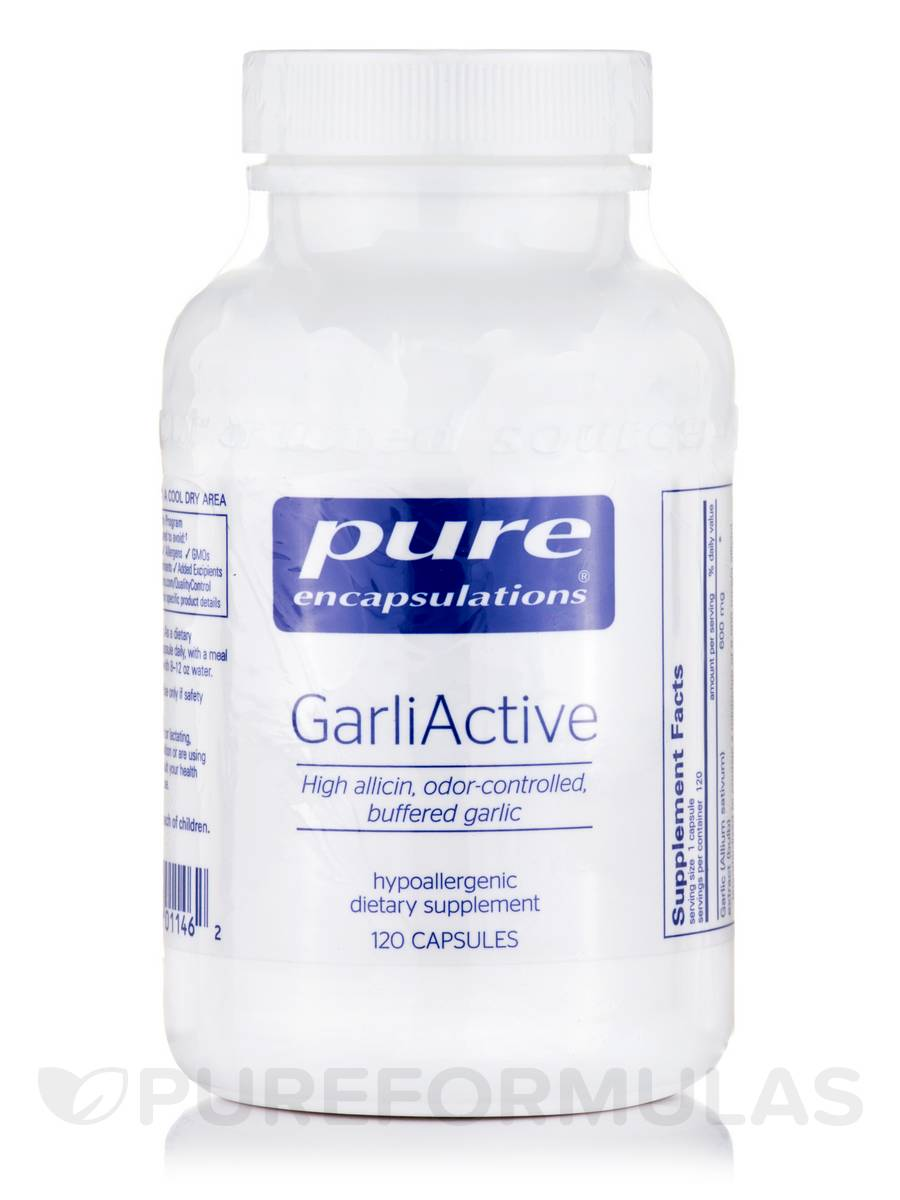 GarliActive - 120 Capsules