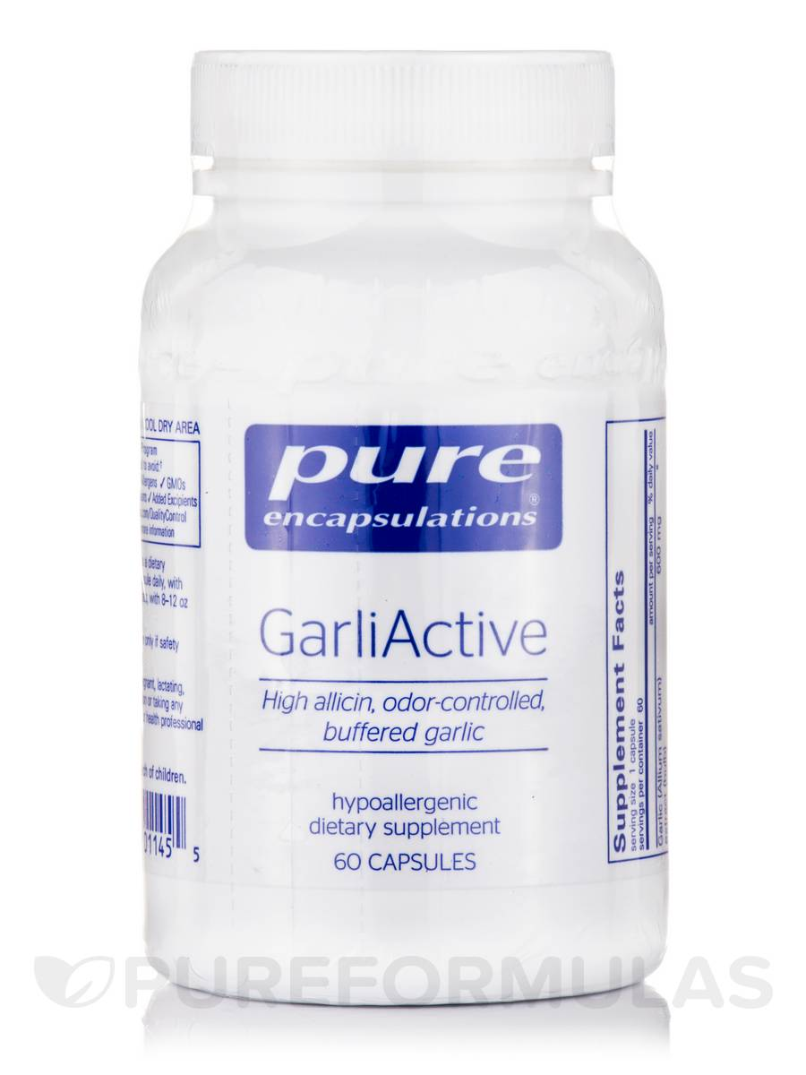 GarliActive - 60 Capsules