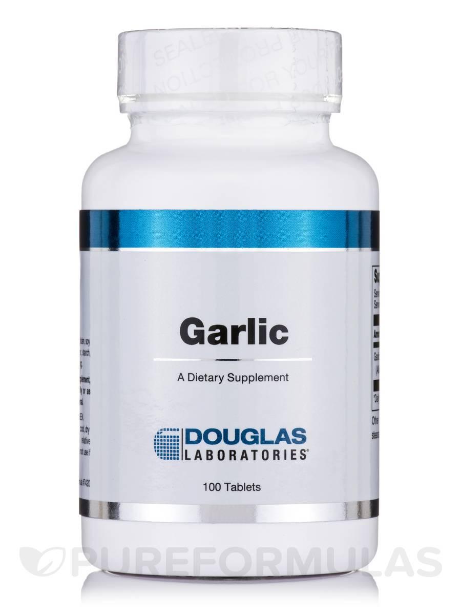 Garlic - 100 Tablets