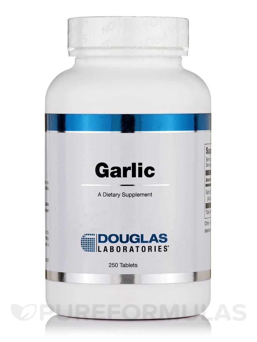 Garlic - 250 Tablets