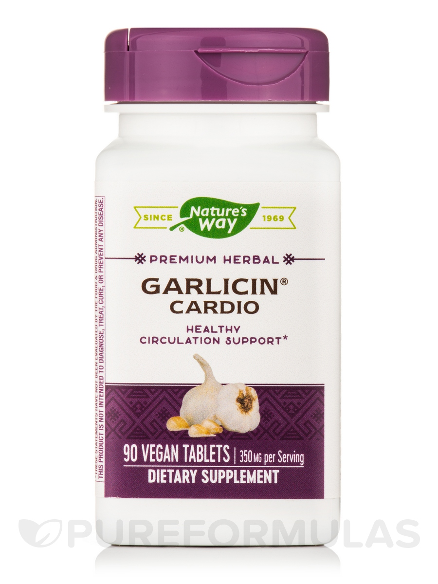 Garlicin with SmartRelease - 90 Tablets