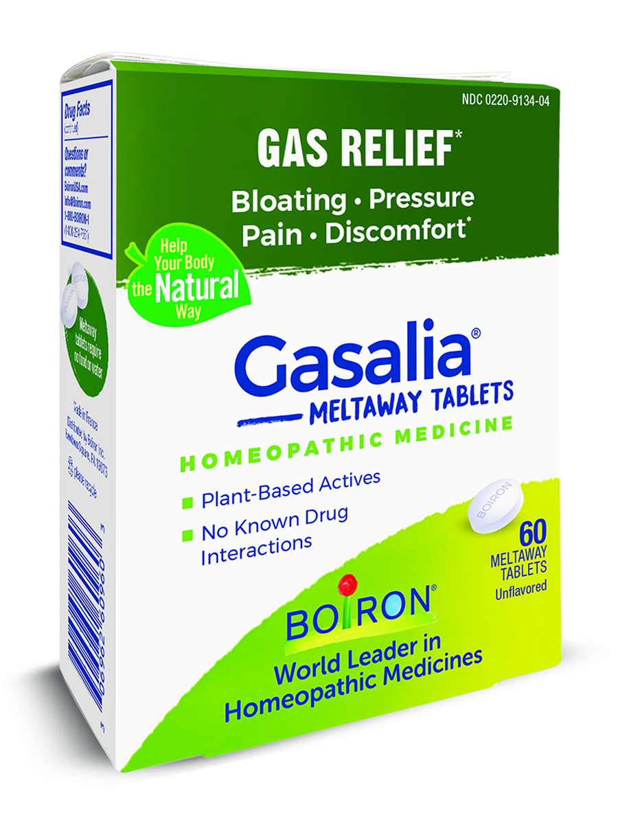 Gasalia® (Gas Relief) - 60 Tablets