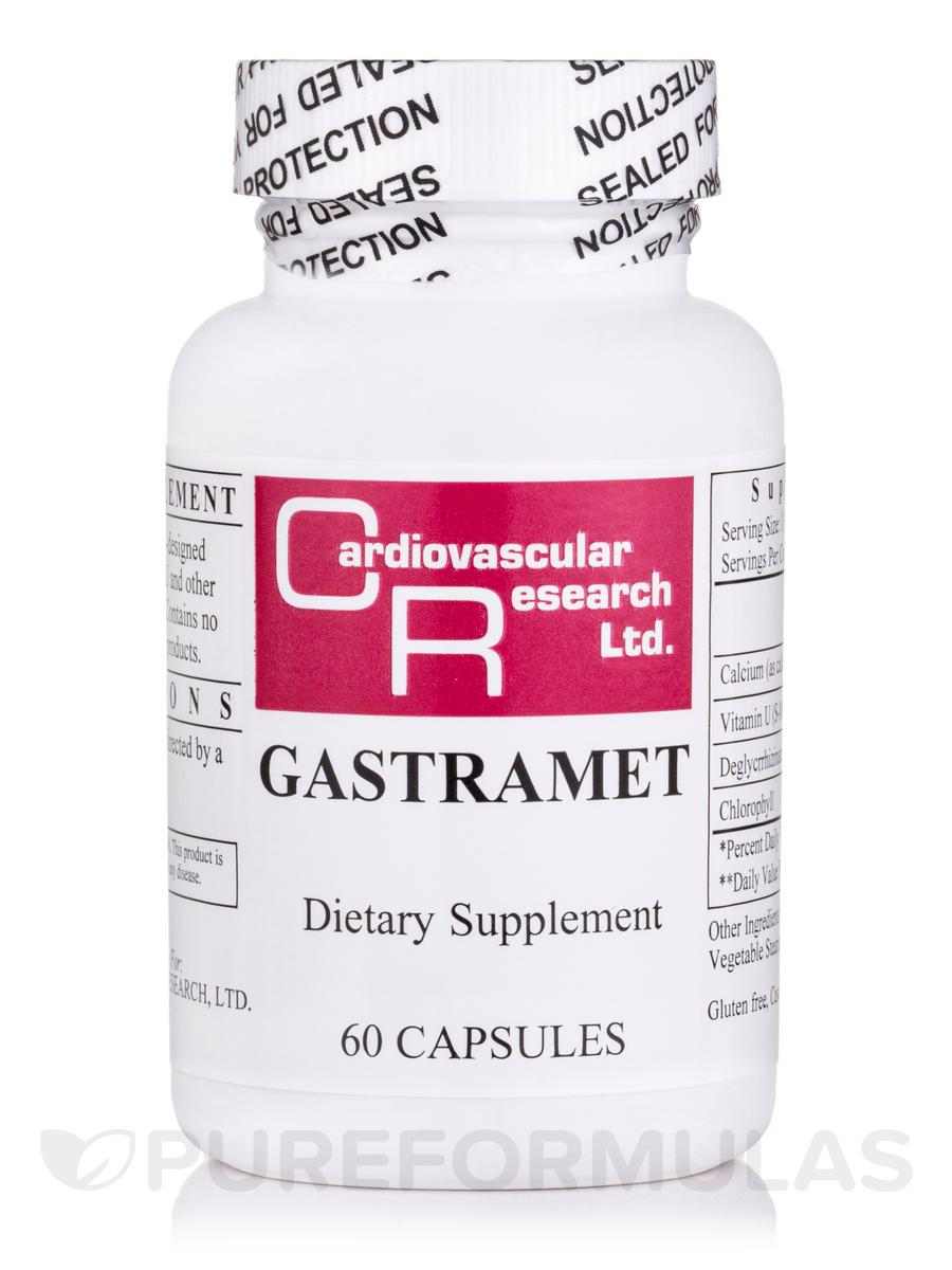 Gastramet - 60 Capsules