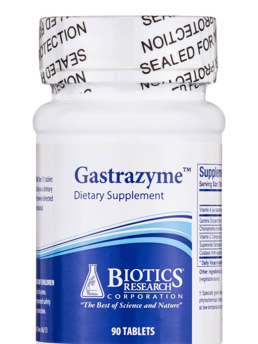 Gastrazyme - 90 Tablets