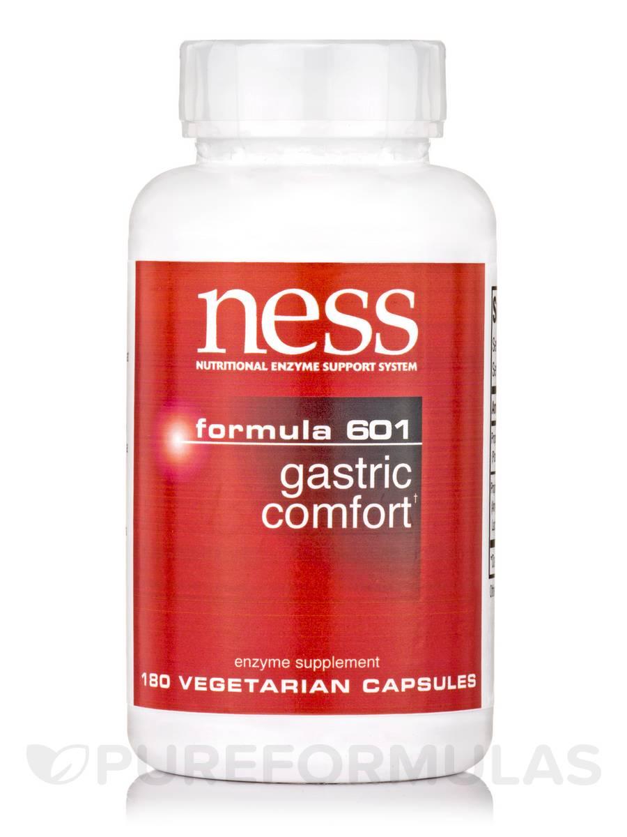 Gastric Comfort (Formula 601) - 180 Vegetarian Capsules