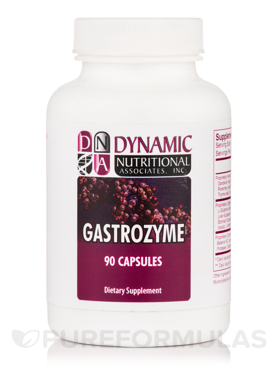 Gastrozyme - 90 Capsules