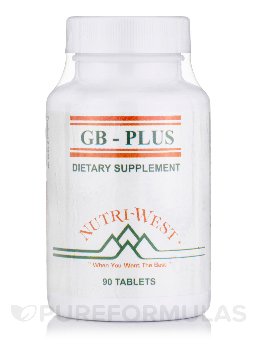 GB-Plus - 90 Tablets