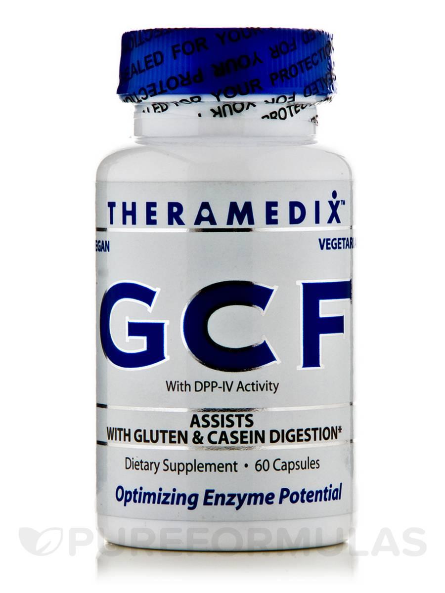 GCF Gluten & Casein Formula - 60 Capsules