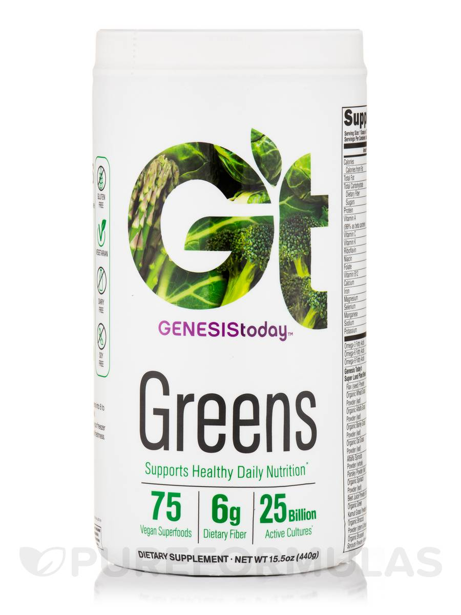 Greens Powder - 15.5 oz (440 Grams)