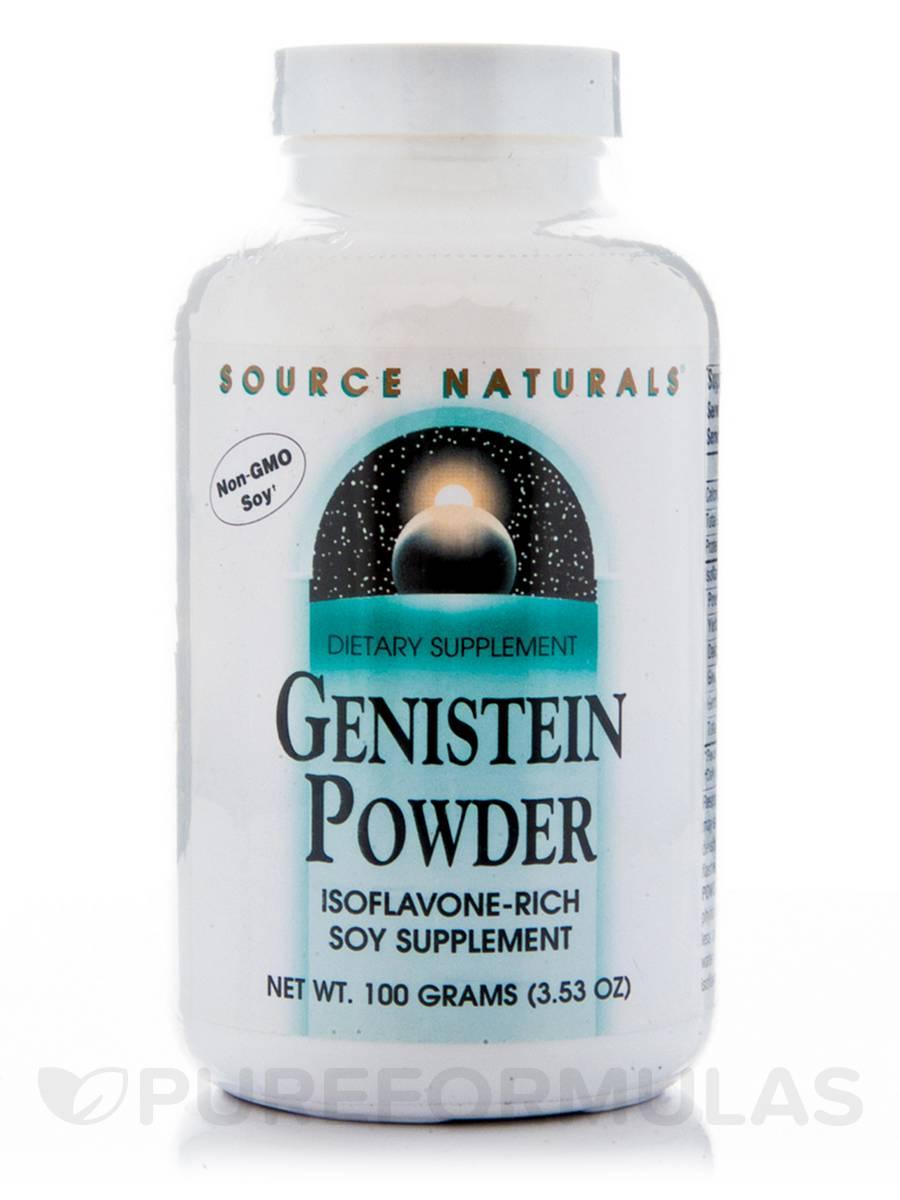 Genistein Soy Isoflavones Powder - 3.53 oz (100 Grams)