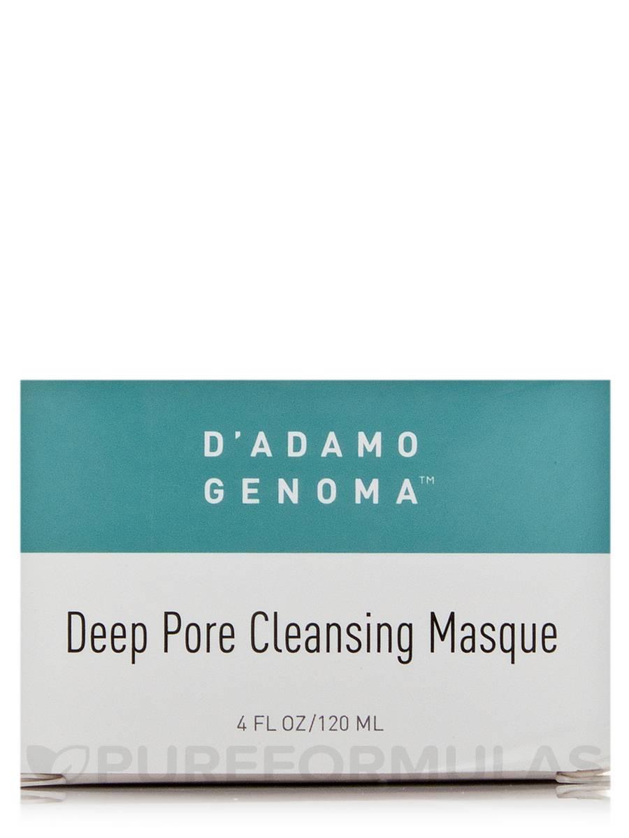 Genoma Skin Care - Deep Pore Cleansing Masque - 4 fl. oz (120 ml)