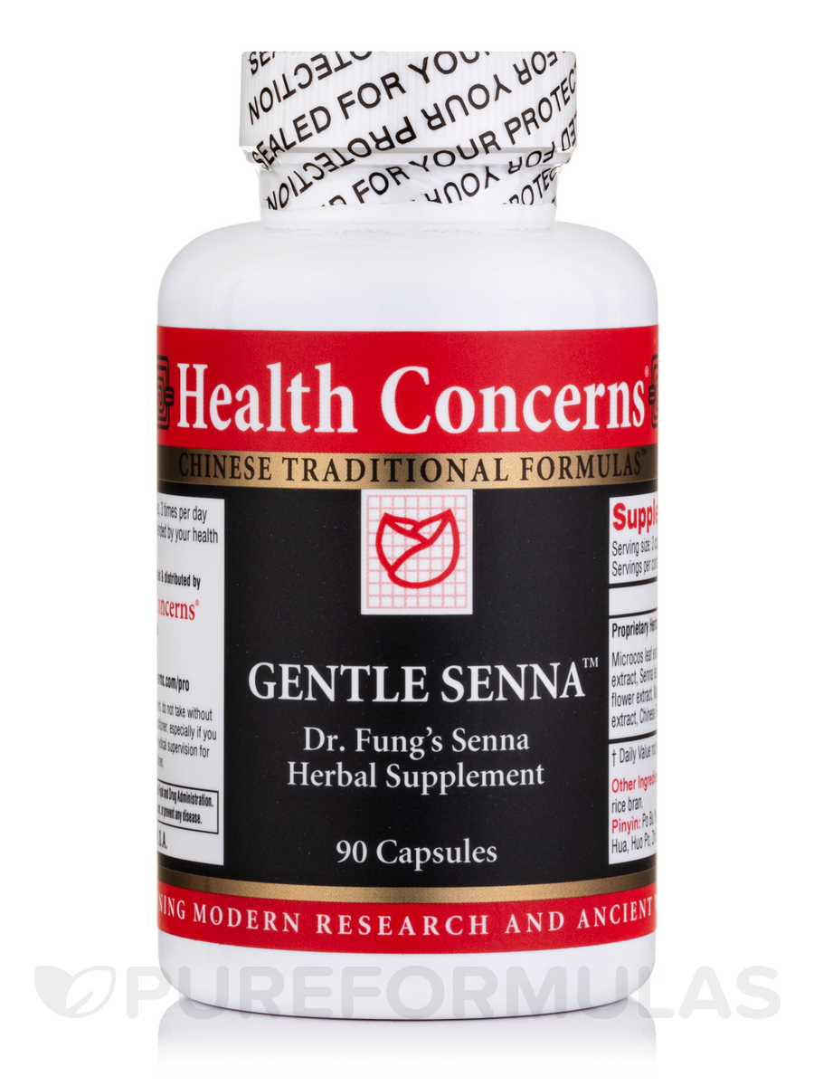 Gentle Senna - 90 Tablets