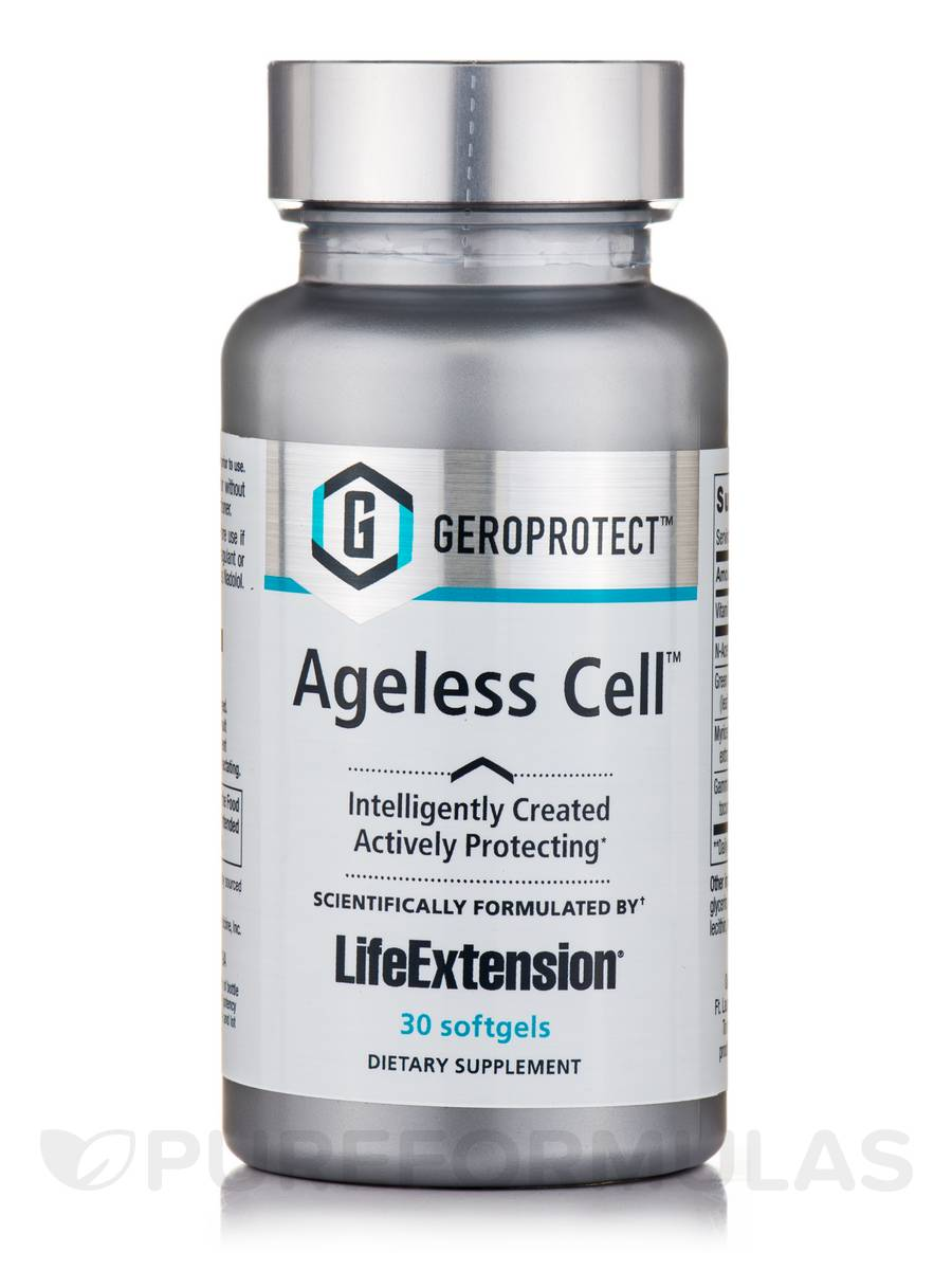 GEROPROTECT™ Ageless Cell™ - 30 Softgels