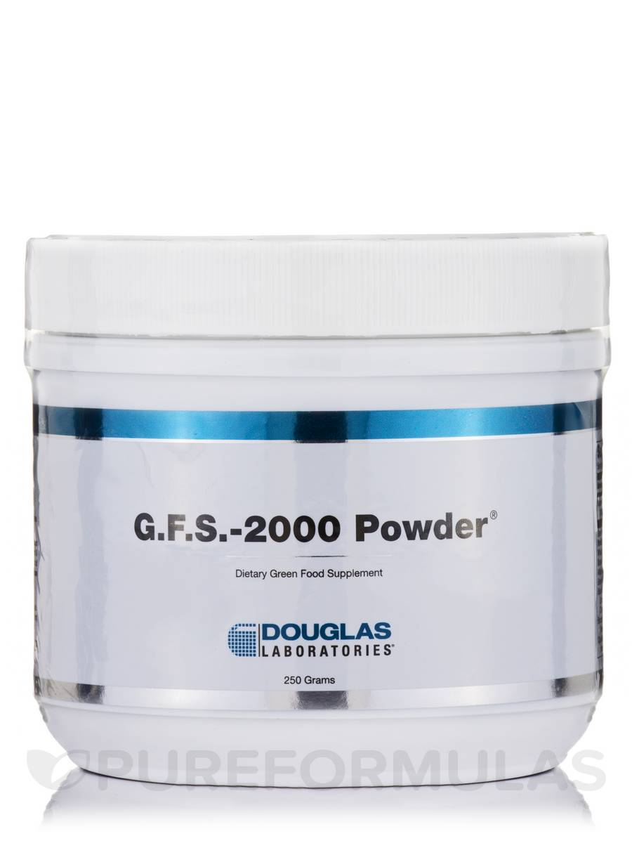 G.F.S.-2000 Powder - 250 Grams