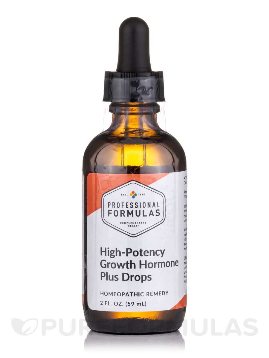 GH/IGF-1 (High) Drops - 2 fl. oz (60 ml)