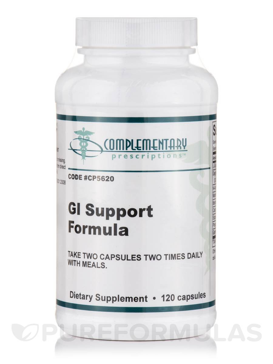 GI Support Formula - 120 Capsules