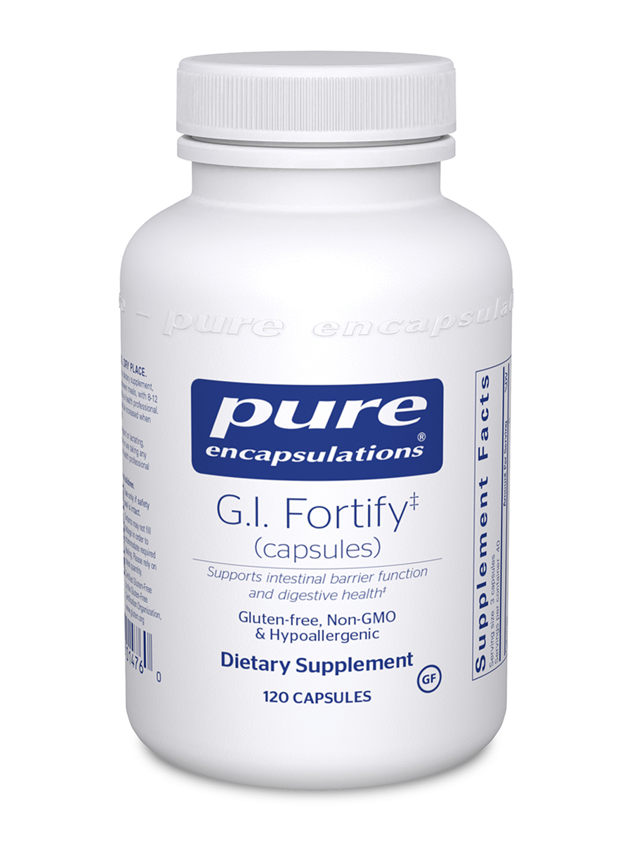 G.I. Fortify - 120 Capsules