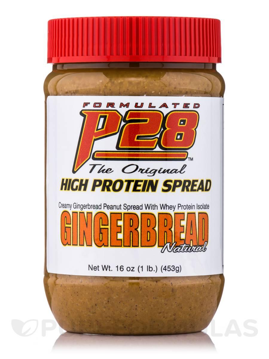 Gingerbread Spread - 16 oz (453 Grams)