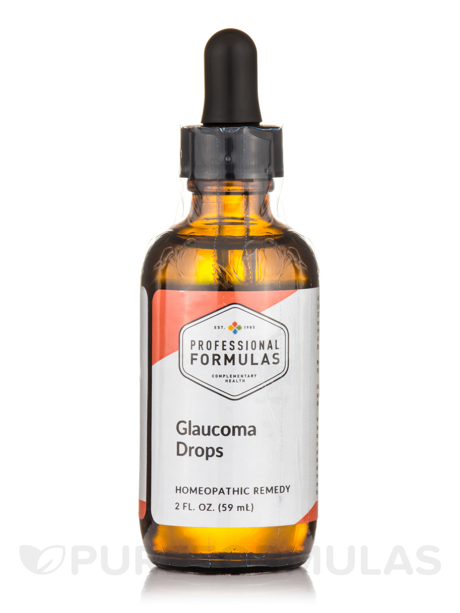 Glaucoma Drops - 2 fl. oz (59 ml)