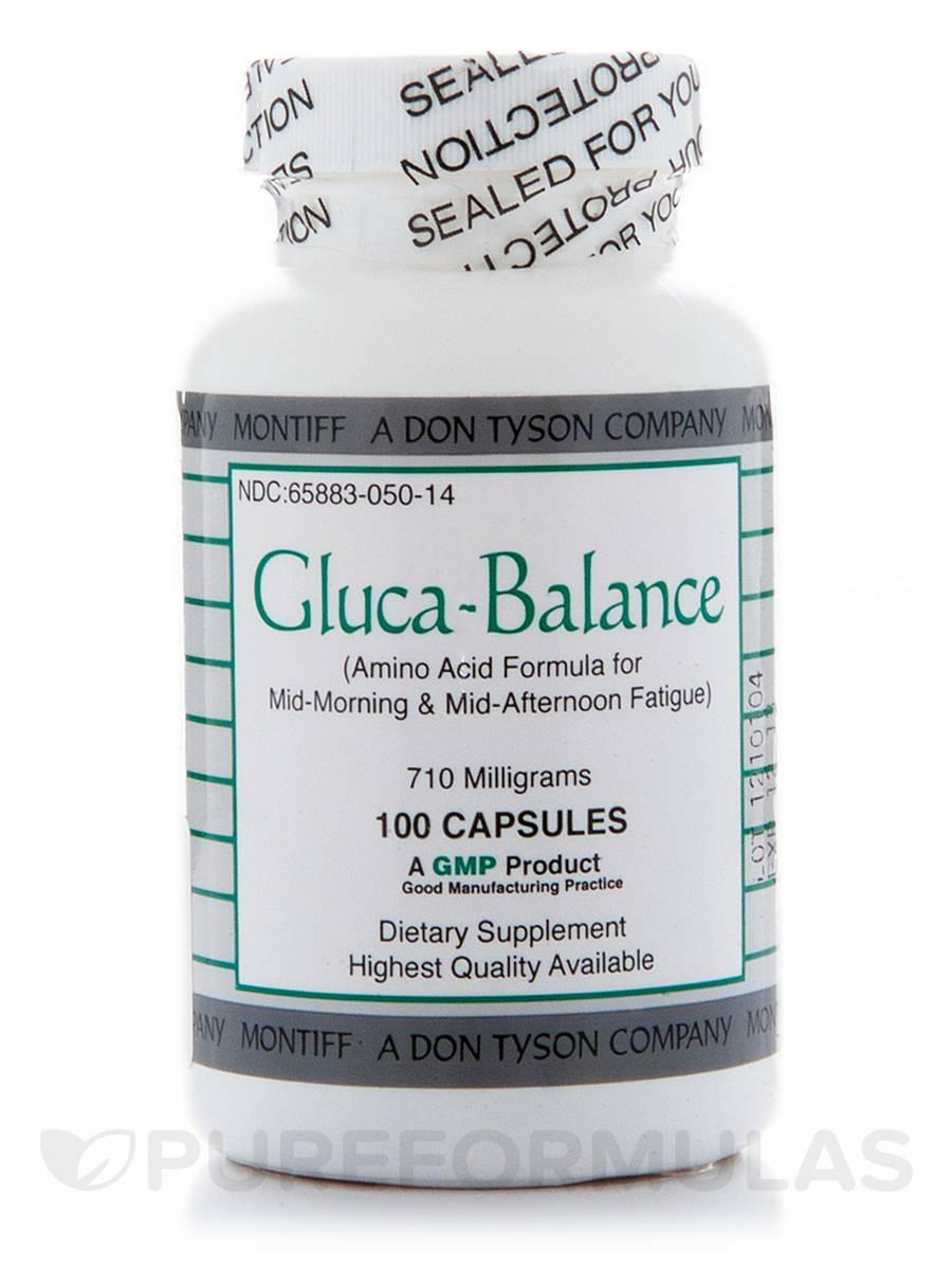 Gluca-Balance 710 mg - 100 Capsules